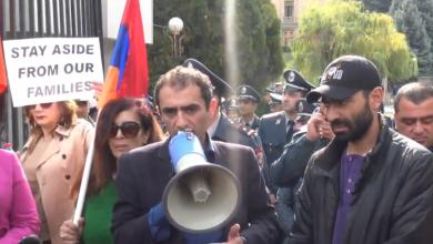 Photo of Շարժում՝ ընդդեմ Ստամբուլյան կոնվենցիայի վավերացման. բողոքի ակցիա