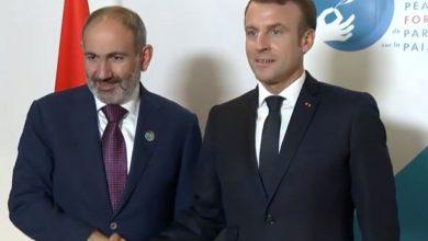 Photo of ՀՀ վարչապետի հանդիպումը Ֆրանսիայի նախագահ  Էմանուել Մակրոնի հետ