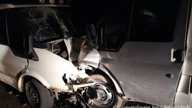 Photo of Սպիտակի ոլորաններում տեղի է ունեցել ՃՏՊ, բախվել են ավտոմեքենաներ, կան վիրավորներ