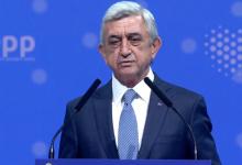 Photo of Սերժ Սարգսյանը ելույթ է ունեցել Զագրեբում