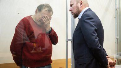 Photo of Նոր կադրեր ռուս պատմաբանի բնակարանից, որտեղ նա սպանել եւ մասնատել է իր 24-ամյա մտերմուհուն