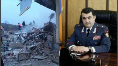 Photo of Новые подробности. Причины и обстоятельства гибели бывшего начальника полиции Еревана Ашота Карапетяна