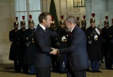 Photo of Ժամանում ենք Ելիսեյան պալատ՝ մասնակցելու Ֆրանսիայի նախագահ Էմանուել Մակրոնի անունից տրվող ընդունելությանը. Ն. Փաշինյան