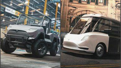Photo of 8 концептов транспорта будущего в стиле Tesla