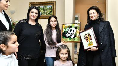 Photo of Анна Акопян посетила Иджеванский филиал благотворительного фонда «SOS — Детские деревни»