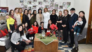 Photo of Анна Акопян посетила общественную организацию «Наш дом»