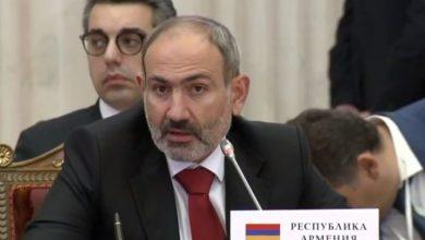Photo of Глава правительства Армении Никол Пашинян поблагодарил коллег из государств-членов ЕАЭС за совместную работу