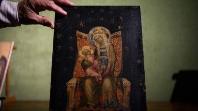 Photo of В Дижоне на аукционе продана Мадонна Мастера Вышебродского алтаря