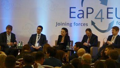 Photo of Ռ. Բադասյանը Բրյուսելում մասնակցել է «Արևելյան գործընկերությունը հանուն ԵՄ-ի» խորագրով համաժողովին