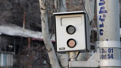 Photo of Երևանում կոտրել են միանգամից մի քանի արագաչափեր