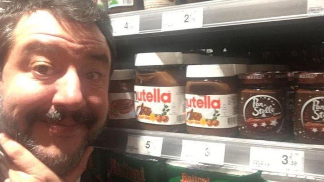 Իտալացի գործիչը հիասթափվել է Nutella-ից՝ իմանալով, որ դրա մեջ թուրքական պնդուկ է օգտագործվում
