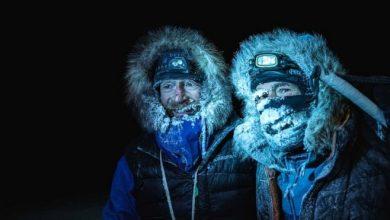 Photo of 1800 км пешком по льдам: завершен эпический поход по Арктике