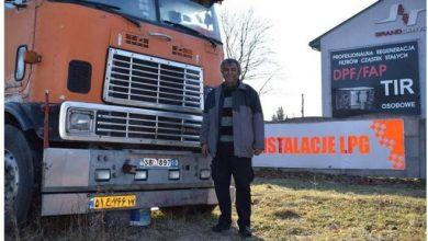 Photo of Иранский дальнобойщик застрял в Польше после поломки грузовика. Поляки собрали ему $65 тыс.