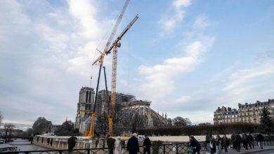 Photo of В парижском Нотр-Даме впервые за 200 лет не будет рождественской мессы