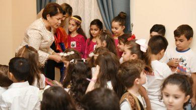 Photo of Детский фонд ООН (ЮНИСЕФ) назначил детскую писательницу, супругу президента РА Армена Саркисяна  Нунэ Саркисян чрезвычайным защитником прав детей