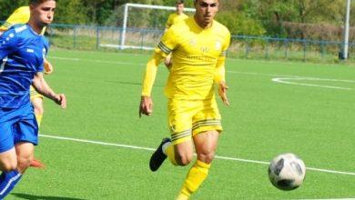 Photo of Արմեն Հովհաննիսյանը փայլուն գոլի հեղինակ է դարձել «Զեմպլինի» հիմնական թիմի կազմում