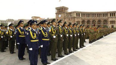 Photo of ԶՈւ պատվո պահակային վաշտում զինվորական ծառայության նշանակելու նպատակով իրականացվելու է զորակոչիկների ընտրություն
