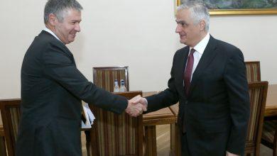 Photo of Փոխվարչապետ Մհեր Գրիգորյանն ընդունել է ԱԶԲ հայաստանյան գրասենյակի նորանշանակ տնօրենին