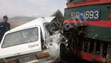 Photo of Գնացքը բախվել է ավտոմեքենային. կա տուժած