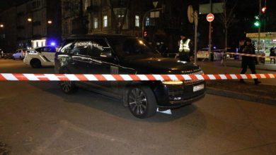 Photo of В центре Киева обстреляли Range Rover: погиб ребенок