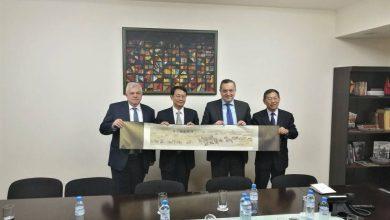 Photo of ԱԳ նախարարի տեղակալի հանդիպումը Չինաստանի միջազգային զարգացման համագործակցության պետական գործակալության նախագահի տեղակալի հետ