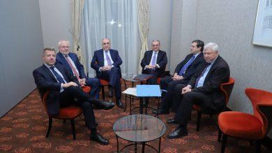 Photo of Մնացականյան-Մամեդյարով հանդիպմանը քննարկվել են հրադադարի ամրապնդման, վստահության ամրապնդման միջոցառումների իրականացման, համատեղ աշխատանքը շարունակելու ծրագրերը