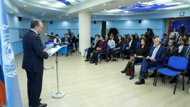 Photo of Երևանում տեղի ունեցան Ցեղասպանության զոհերի հիշատակի օրվան նվիրված միջոցառումներ