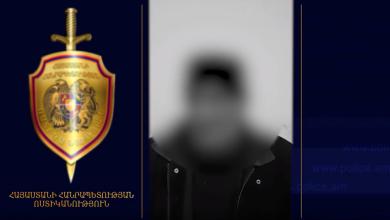 Photo of Ոստիկանները բացահայտել են Գյումրիում կատարված դանակահարությունը