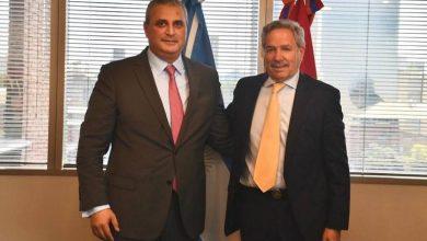 Photo of ՀՀ ԱԳ նախարարի տեղակալը հանդիպել է Արգենտինայի նորանշանակ արտգործնախարարի հետ