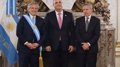 Photo of ԱԳ նախարարի տեղակալը մասնակցել է Արգենտինայի նորընտիր նախագահի պաշտոնի ստանձնման և երդմնակալության արարողությանը