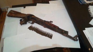 Photo of Ինքնաձիգ, ատրճանակ, նռնակներ․ ոստիկանության բաժիններում ապօրինի զենք-զինամթերք է կամավոր հանձնվել