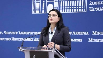 Photo of ՀՀ ԱԳՆ մամուլի խոսնակի հայտարարությունը Ագուլիսի հայկական ջարդերի 100-ամյակի առիթով