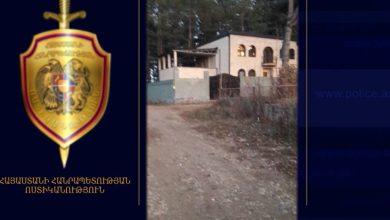 Photo of Ոստիկանները բացահայտել են Ստեփանավան համայնքի ղեկավարի ապօրինությունները