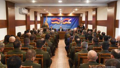 Photo of Торжественное мероприятие, посвященное профессиональному празднику служащих органов национальной безопасности