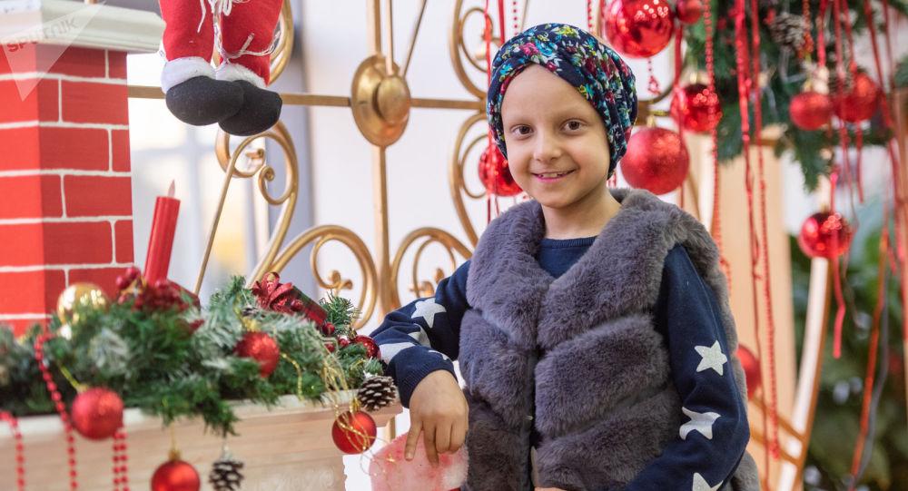 «Միսս Հայաստան» դառնալու երազանքը 8-ամյա Էլենին օգնեց հաղթահարել քաղցկեղը