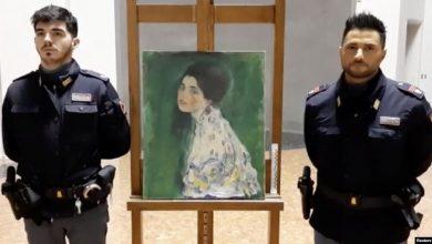 Photo of В Италии, предположительно, нашли похищенную 22 года назад картину Климта