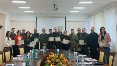 Photo of ՀՀ ՊՆ վարչական համալիրում անցկացվել է դասընթաց