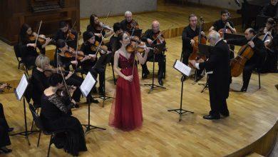 Photo of Կամերային նվագախումբը համերգ է կազմակերպել ջութակահար Պետրոս Հայկազյանի հիշատակին