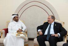 Photo of Կատարի ներդրումային հիմնադրամը հետաքրքրված է Հայաստանի հետ հարաբերությունների զարգացմամբ