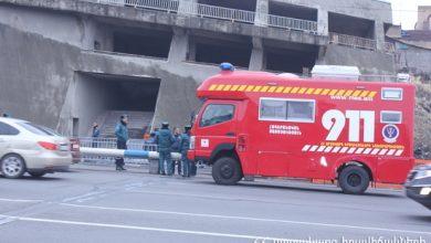 Photo of Կանխվել է քաղաքացու ինքնասպանության փորձը