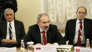 Photo of Премьер-министр в Санкт-Петербурге принял участие в заседании Высшего Евразийского экономического совета