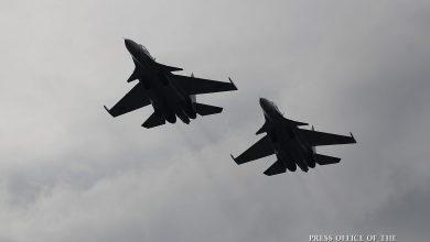 Photo of ВС Армении пополнились многофункциональными истребителями Су-30СМ