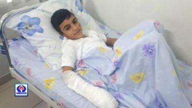 Photo of 10 տարեկան երեխան պայթուցիկից կորցրել է ձեռքի մատները
