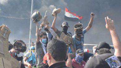 Photo of В Ираке протестующие захватили нефтяное месторождение в Нассирии