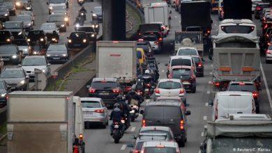 Photo of Пятый день забастовки вызвал в Париже транспортный хаос