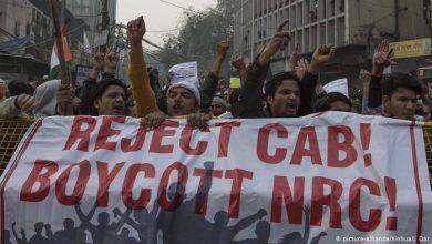Photo of В Индии более 20 человек погибли в ходе протестов из-за нового закона о гражданстве