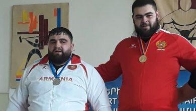 Photo of Армянский тяжелоатлет Гор Минасян – чемпион мира