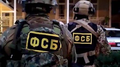 Photo of ФСБ задержала двух россиян, готовивших теракты в Петербурге в новогодние праздники