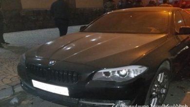Photo of Ն. Տիգրանյան փողոցում բախվել է չորս ավտոմեքենա