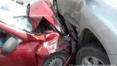 Photo of Խոշոր ավտովթար Գյումրի-Մայիսյան ավտոճանապարհին. կա 7 վիրավոր՝ այդ թվում երեխաներ